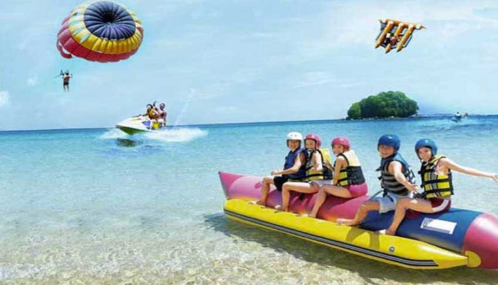 bali water sport package