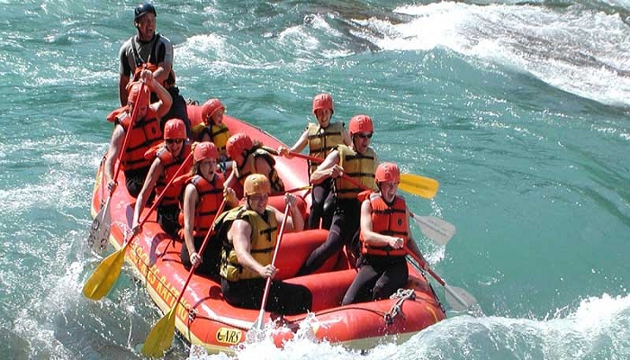 river rafting in bali indonesia